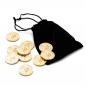 "Preview: Tooth Fairy Coins ""Designer Set 1"" goldplated - German Version"