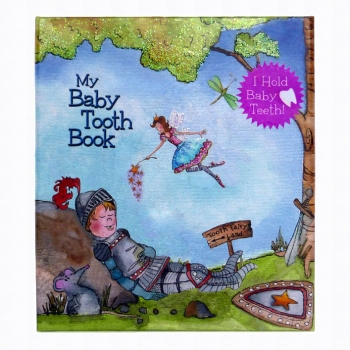Baby Tooth Album Tooth Fairy Land blue