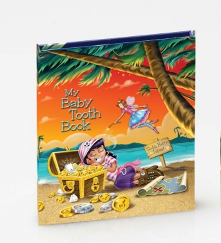 Baby Tooth Album Tooth Fairy Island orange