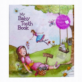 Baby Tooth Album Tooth Fairy Land pink