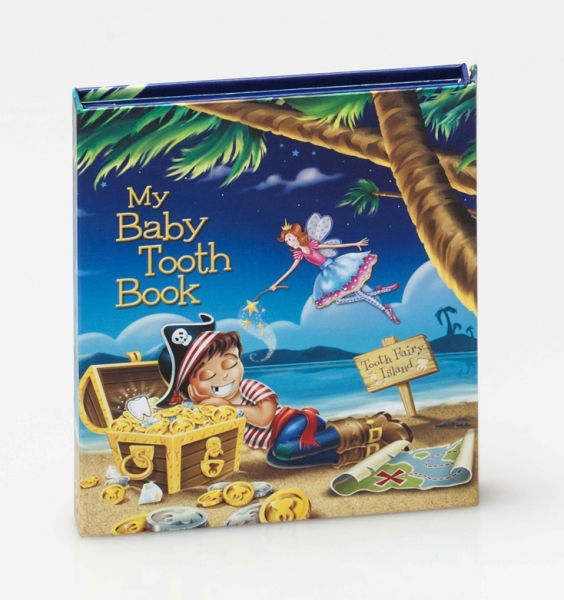 Baby Tooth Album Tooth Fairy Island blue